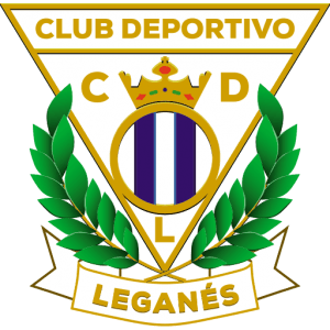 Dream League Soccer CD Leganes logo 2018 - 2019-2020