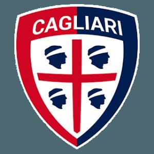 Dream League Soccer Cagliari logo 2018 - 2019-2020