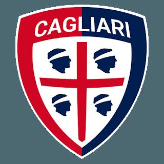 Dream League Soccer Cagliari logo 2018 - 2019