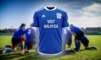 Dream League Soccer Cardiff City Kits and Logos 2019-2020 – [512X512]