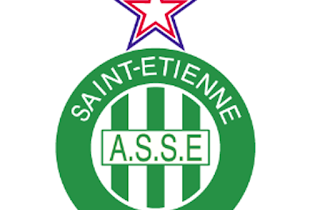 Dream League Soccer Saint Etienne Kits and Logos 2018, 2019 – [512X512]