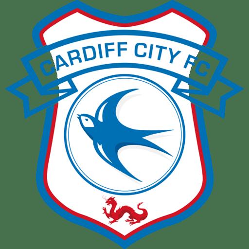 Dream League Soccer Cardiff City Kits and Logos 2018, 2019 – [512X512]
