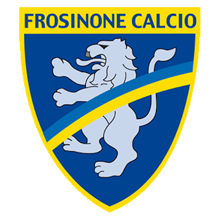 Dream League Soccer Frosinone logo 2018 - 2019