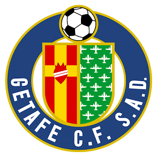 Dream League Soccer Getafe logo 2018 - 2019