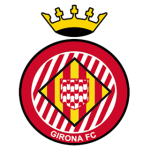 Dream League Soccer Girona logo 2018-2019