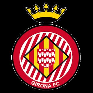 Dream League Soccer Girona logo 2018-2019