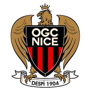 Dream League Soccer OGC Nice logo 2018 - 2019