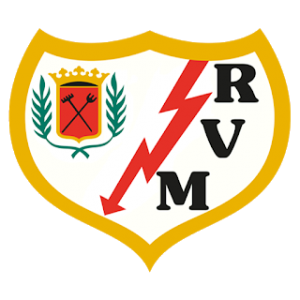Dream League Soccer Rayo Vallecano logo - 2018 - 2019