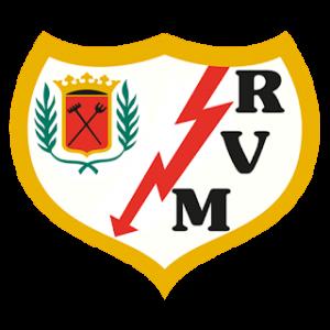 Dream League Soccer Rayo Vallecano Kits and Logos 2018, 2019 – [512X512]