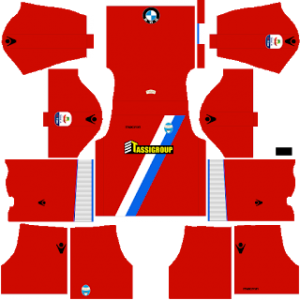 Dream League Soccer SPAL away kit 2018-2019