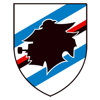 Dream League Soccer Sampdoria logo 2018-2019