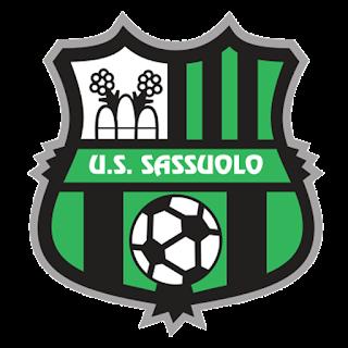 Dream League Soccer Sassuolo logo 2018-2019