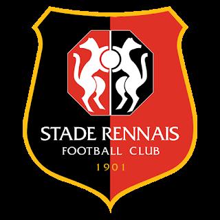 Dream League Soccer Stade Rennais logo 2018 - 2019