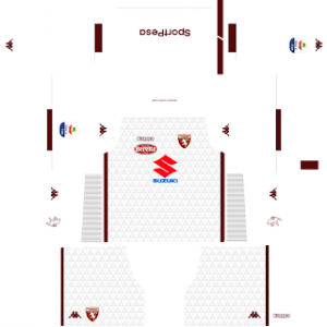 Dream League Soccer Torino away kit 2018 - 2019