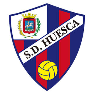 Dream League Soccer Huesca logo 2018 - 2019