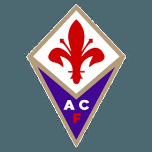 Dream League Soccer Fiorentina logo 2018 - 2019
