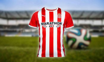 Dream League Soccer Girona Kits and Logos 2019-2020 – [512X512]