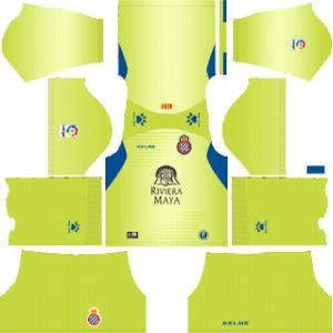 55bfe6dd3 Dream League Soccer RCD Espanyol Kits & Logo 2018, 2019 - [512X512]