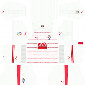 Dream League Soccer SD Eibar away kit 2019-2020
