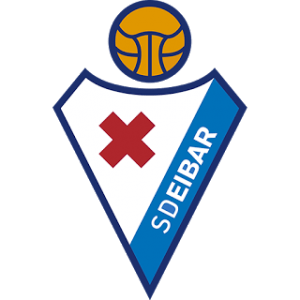 Dream League Soccer SD Eibar logo 2018 - 2019-2020
