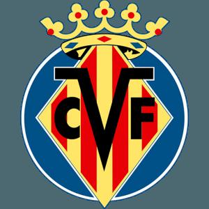 Dream League Soccer Villareal logo 2018 - 2019-2020