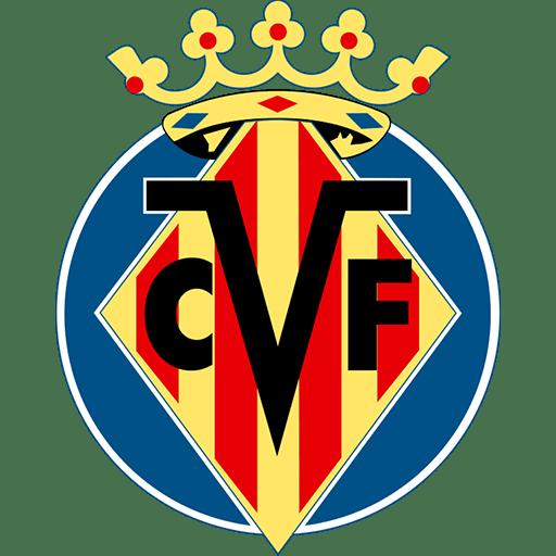 Dream League Soccer Villareal logo 2018 - 2019