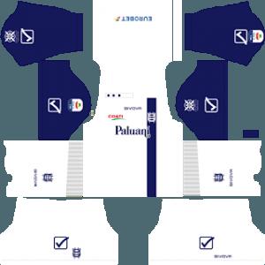Dream League Soccer Chievo Verona away kit 2019-2020