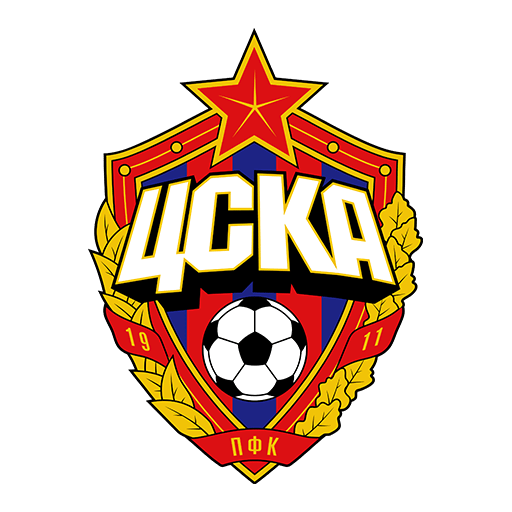 Dream League Soccer CSKA Moscow logo 2018 - 2019