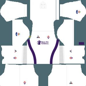 Dream League Soccer Fiorentina away kit 2018 - 2019