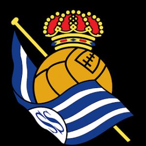 Dream League Soccer Real Sociedad logo 2018 - 2019-2020