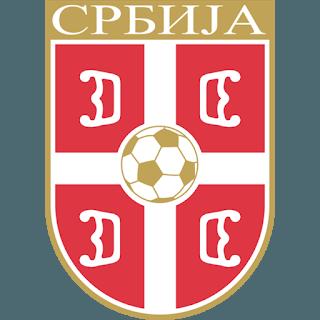 Dream League Soccer Serbia logo 2018 - 2019