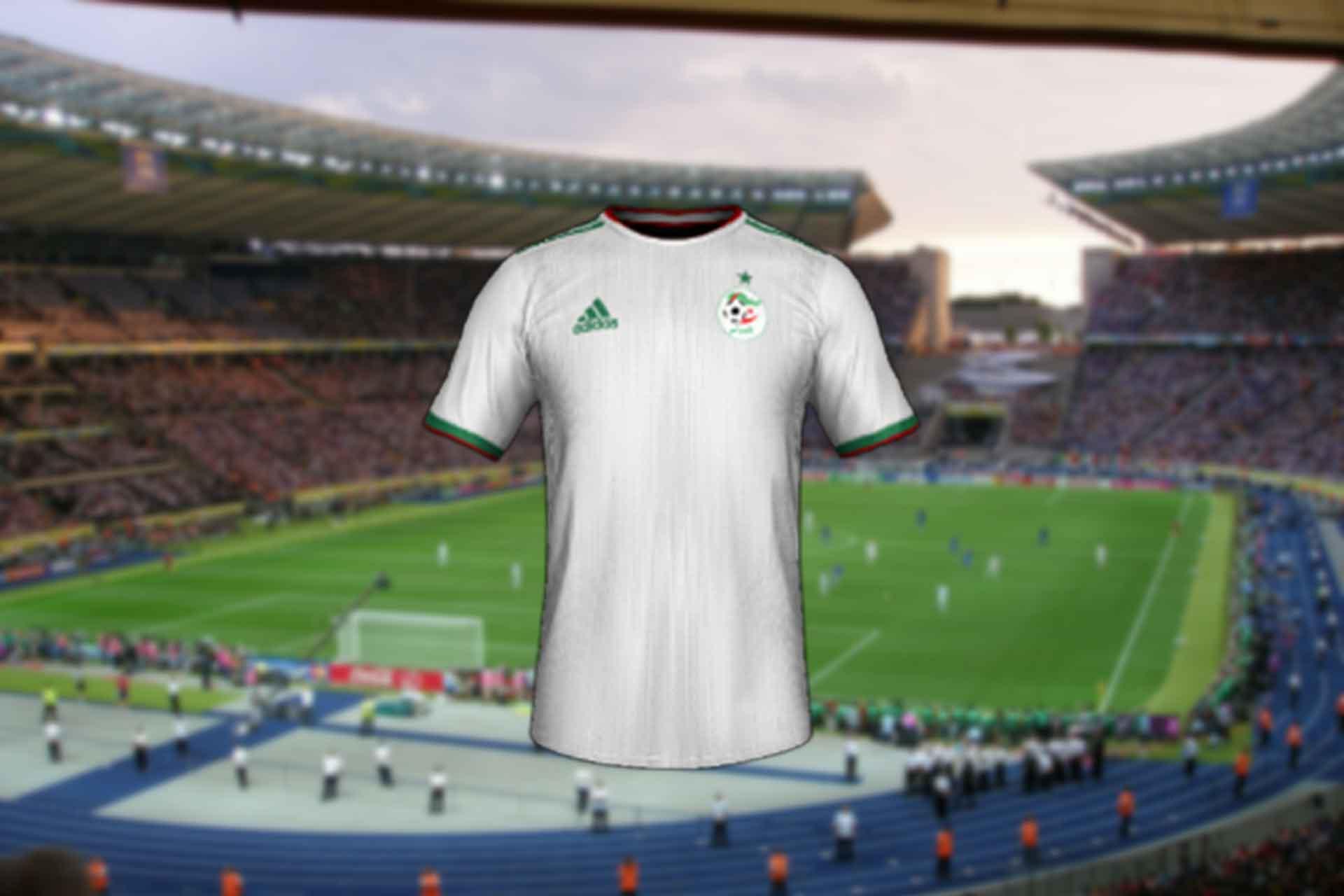 Dream League Soccer Algeria Kits and Logos 2019-2020 - 512X512
