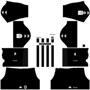 Angers SCO home kit