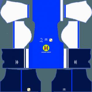 Barito Putera away kit