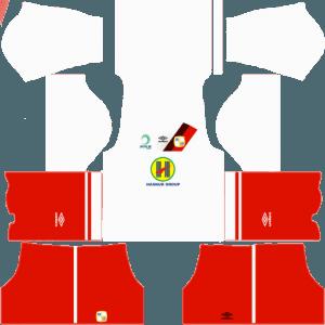 Barito Putera gk away kit