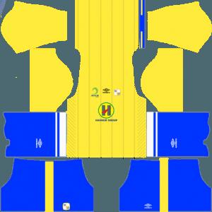 Barito Putera home kit