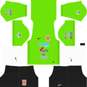 Borneo FC gk home kit