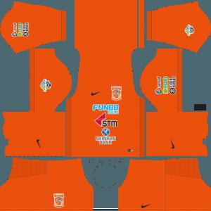 Borneo FC home kit