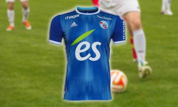 Dream League Soccer Strasbourg Kits and Logos 2019-2020 – [512X512]