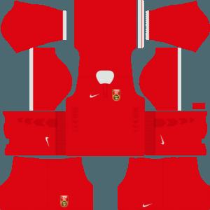 China away kit