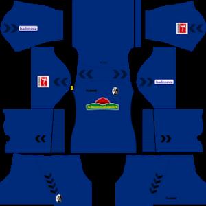 Freiburg gk away kit DLS 2018 - 2019