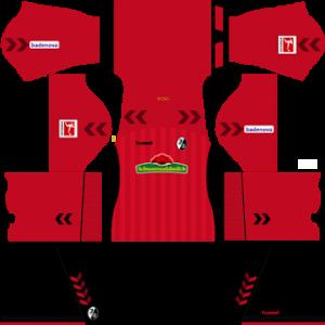 Freiburg home kit DLS 2018 - 2019