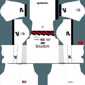 Guingamp away kit