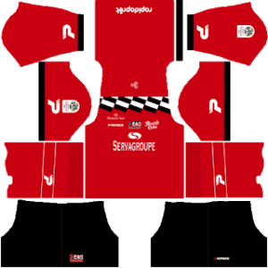Guingamp home kit