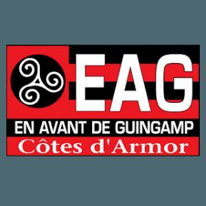 Dream League Soccer Guingamp Kits and Logos 2018, 2019 – [512X512]