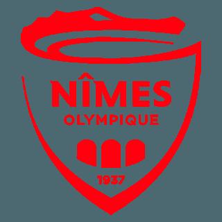 Dream League Soccer Nimes Olympique Kits and Logos 2018, 2019 – [512X512]
