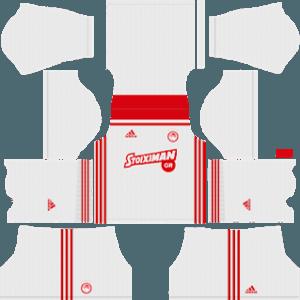 Olympiacos away kit