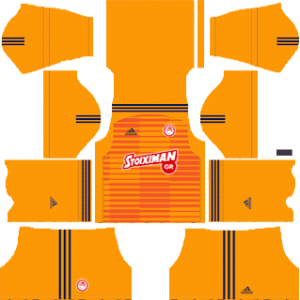 Olympiacos gk away kit