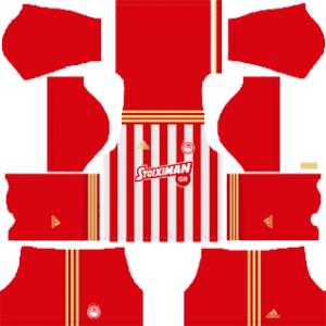 Olympiacos home kit