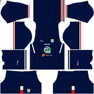 Persela away kit